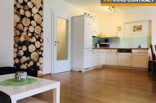 Komfort trifft Grünlage: Dreizimmerwohnung Erstbezug