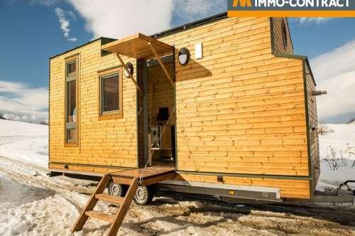 Tiny House - Das kleine Haus zur großen Freiheit