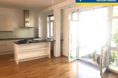 Bezaubernde Familienwohnung | 4 Zimmer | 45 m² Dachterrasse