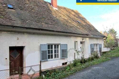 Historisches Juwel - Doppelhaushälfte mit 2 Wohneinheiten