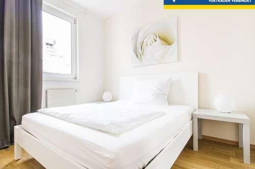 Alles inklusive - Wohnen zwischen der Alten und der Neuen Donau - 2 Zimmer mit Klima