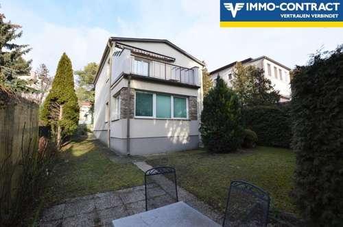 Haus mit 2 Wohneinheiten und Garten | Erholungsgebiet Wienerberg