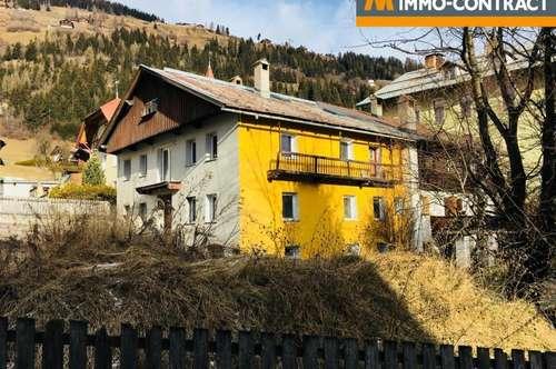 Rustikales Landhaus zum Fertigstellen