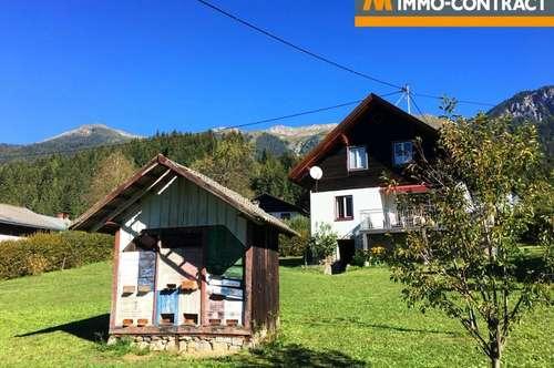 Idyllisches Landhaus, Sonnenterrasse inklusive