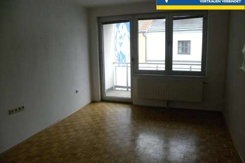2 Zimmerwohnung mit Balkon in Zentrumsnähe