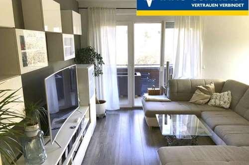 TOP 3-Zimmer Wohnung mit großer Loggia und Tiefgarage in Neusiedl/See