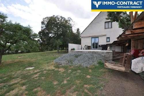 Ruhig gelegenes saniertes Haus mit großem Grundstück für Gärten oder Tierhaltung