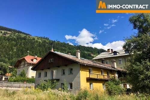 Teilsaniertes Landhaus mit Potenzial