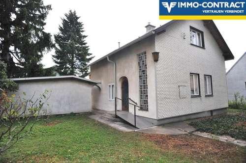 Citynahes Einfamilienhaus im Dornröschenschlaf