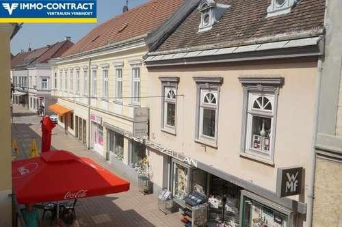 Großzügige 1-2 ZimmerWohnung mit kleinen Extras. Generalsaniertes Stadthaus, Top 10