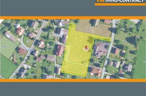 Baugrundstück in der Ferienregion Gailtal