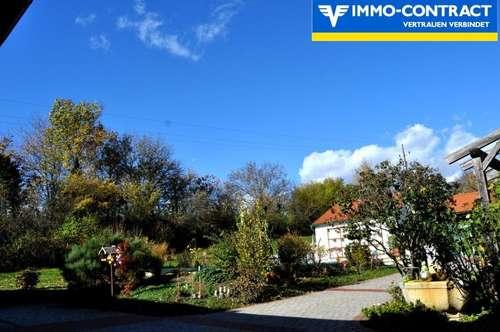 Alleinlage fühlen - Uneinsehbares Traumhaus mit großem Swimmingpool im sonnigen Südburgenland