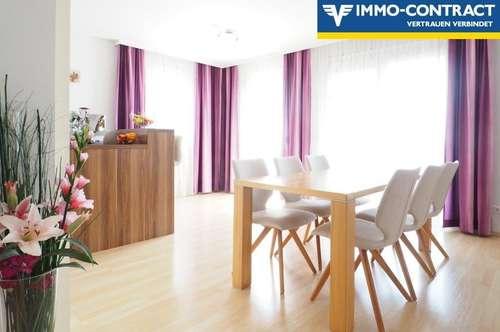 Schöne Familienwohnung mit idealem Schnitt