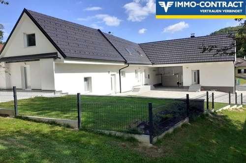 Erstbezug nach Kernsanierung und Ausbau! Zweifamilienhaus mit Gästeappartment in ruhiger Grünlage
