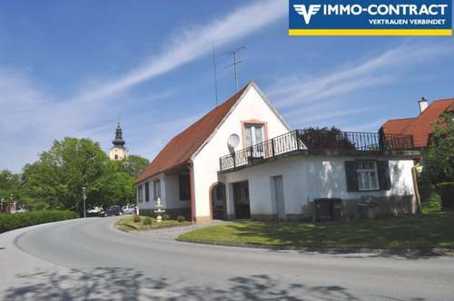 Historische Villa im Zentrum von Bad Waltersdorf