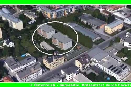 Neue 70 qm 3-Zi.-Eigentumswohnung inkl. Tiefgarage, komplette Küche + Bad in Klagenfurt - 1755