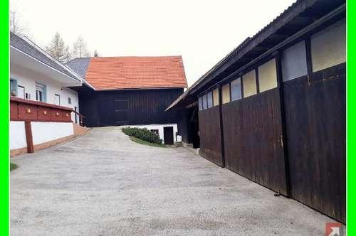 4-Kant-Hof - 20 ha in NÖ-Bucklige Welt - 1801