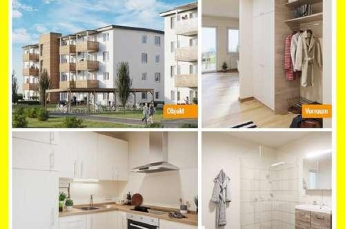 Klagenfurt: neue 2 Zi.-Eigentumswohnung - all inklusive - provisionsfrei - 1835