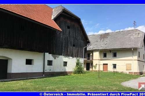 Bauernhof mit 7.000 m² Grund 15 km von Villach weitere Flächen möglich - 1767