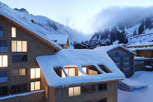 Am Arlberg - Ferienwohnung mit Eigennutzung und Rendite - A|4|38