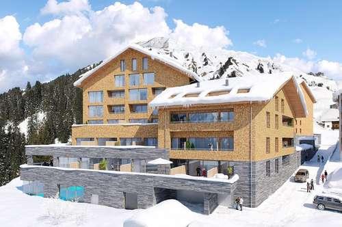 Ferienwohnung am Arlberg   A/-1/2