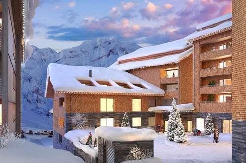 Ferienwohnung am Arlberg A 3 35