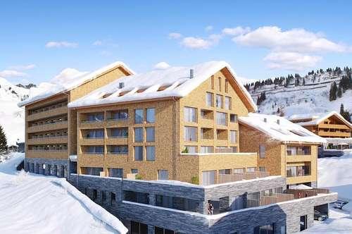 Ferienwohnung am Arlberg   Vermietung und Eigennutzung A -1 01