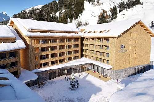 Ferienwohnung mit Vermietungspflicht und Eigennutzung am Arlberg | A|2|31