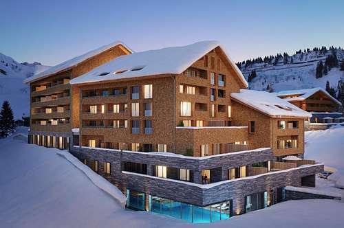 Ferienwohnung am Arlberg | Vermietung und Eigennutzung | A|-1|01
