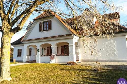 Traumhafter Vierkanthof in herrlicher Lage in Übersbach ...!