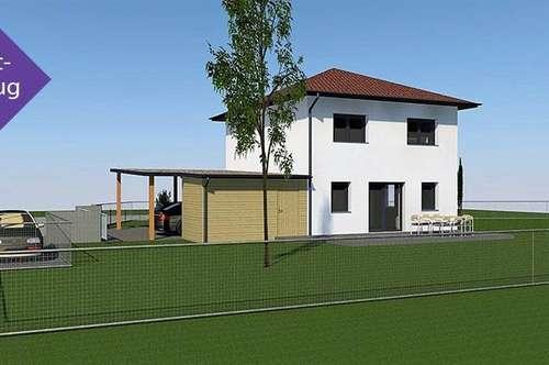 Wunderschönes Plusenergie Einfamilienhaus auf großzügigem Grundstück! Erstbezug!