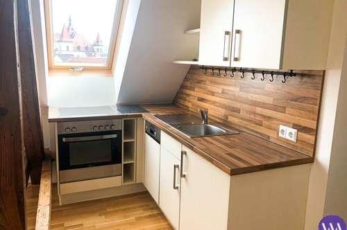 Maisonette-Wohnung mit großem Wohnbereich in Feldbach ...!