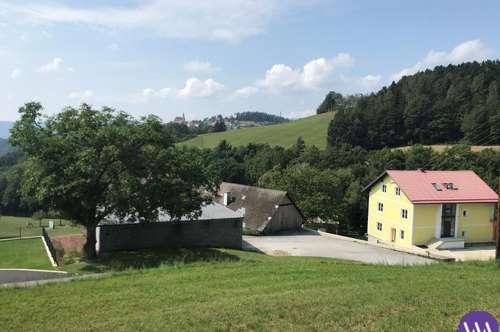 NEUWERTIGE Mietwohnungen in Ruhelage am Pöllauberg ...! *ERSTBEZUG*
