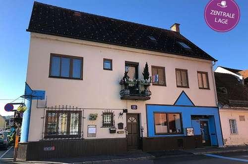Großzügiges Ein- bzw. Zweifamilienhaus im Zentrum von Feldbach …!