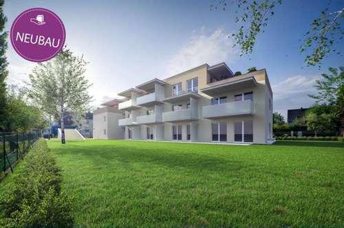 Provisionsfrei! 15 Neubauwohnungen in Grünlage in Graz-Puntigam ...!