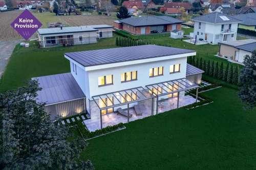 Traumhaftes Doppelhaus in toller Lage in Leitersdorf im Raabtal! Provisionsfrei!