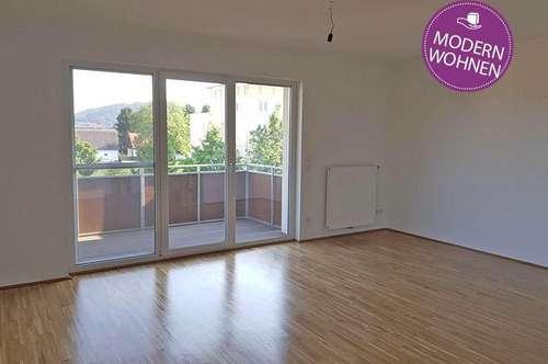 Moderne Mietwohnung mit Balkon in Graz-Straßgang ...! 1/2 Provision!