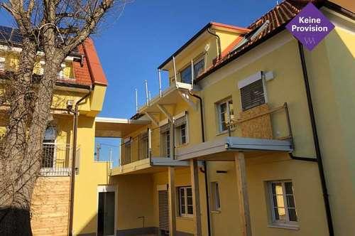 Erstbezug! Sonnige Eigentumswohnung mit herrlicher Terrasse ...! Keine Provision ...!