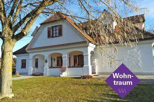 Idyllischer Vierkanthof in Übersbach ...!