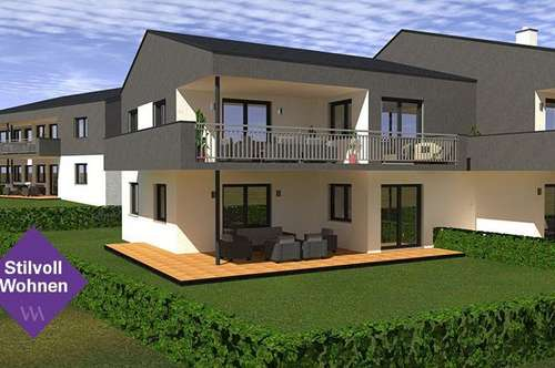 Neubau! Traumhafte Eigentumswohnungen in einer sehr sonnigen und ruhigen Lage!