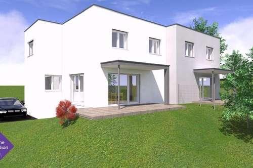 Provisionsfrei! Modernes Doppelhaus in Friedberg ...!