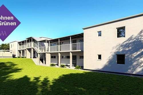 Neubau! Provisionsfreie Eigentumswohnung mit sonnigem Balkon!