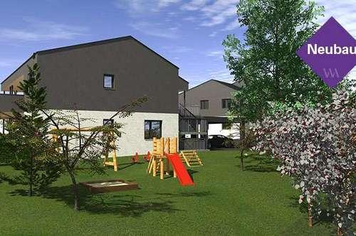 Neubau! Wunderschöne 3-Zimmer-Wohnung mit Balkon!