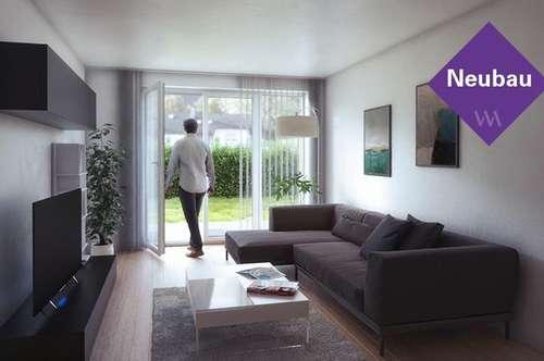 Neubau Mietwohnung mit Garten in Feldbach ...!