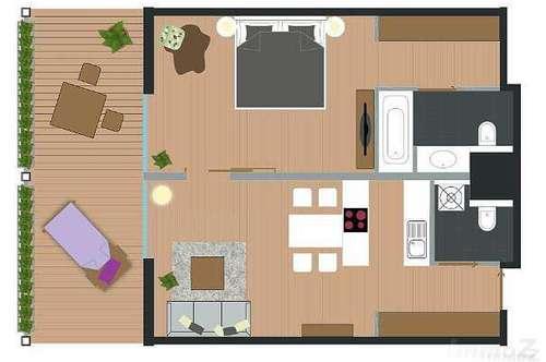 Schöne 2-Zimmer Eigentumswohnung mit großem Balkon direkt neben der Therme Loipersdorf ...!
