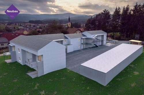 Stilvolle Neubauwohnung mit Terasse und großzügigem Garten!