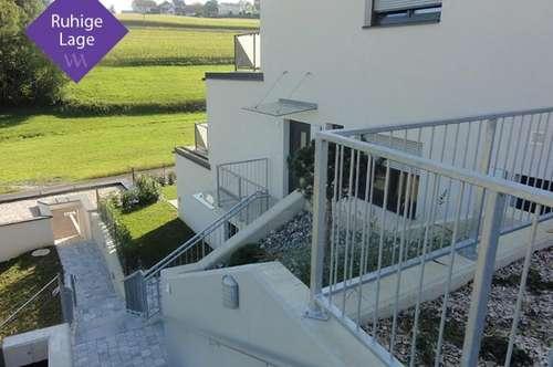 Sonnige Mietwohnung mit Terrasse in Aussichtslage ...!