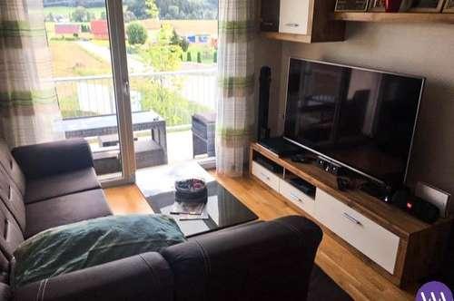 Neuwertige Mietwohnung mit Balkon in optimaler Lage in St. Margarethen ...!