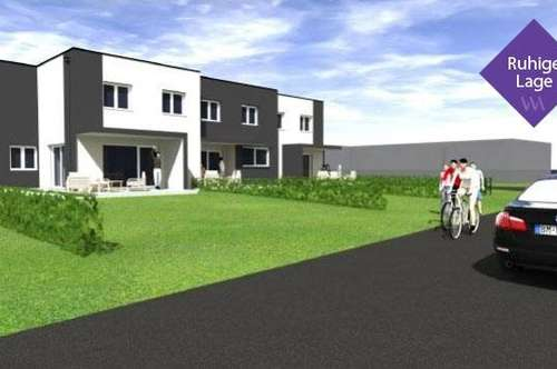 Provisionsfrei! Modernes Reihenhaus in ruhiger Lage in Oberwart ...!