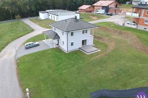 Wunderschönes Einfamilienhaus in ausgezeichneter Ruhelage in Fürstenfeld ..! Erstbezug!
